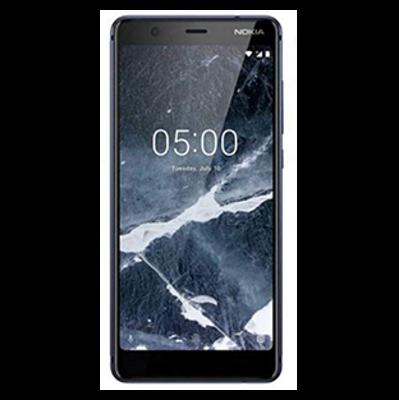 Nokia 5.1 (3 GB/32 GB) Black Colour