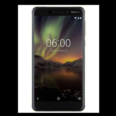 Nokia 6.1 (3 GB/32 GB) Black Colour