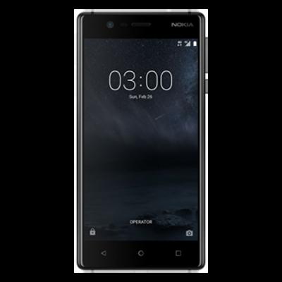 Nokia 3 (2 GB/16 GB) Black Colour