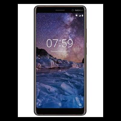 Nokia 7 Plus (4 GB/64 GB) Black Colour