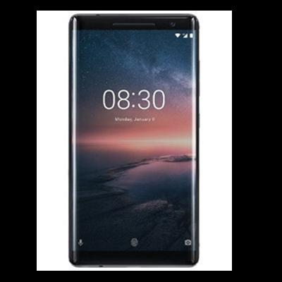 Nokia 8 Sirocco (6 GB/128 GB) Black Colour