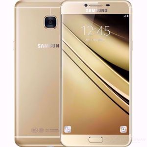 Samsung Galaxy C7 Pro rose gold colour