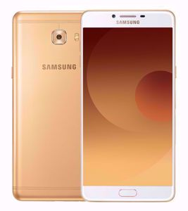 Samsung Galaxy C9 Pro gold colour
