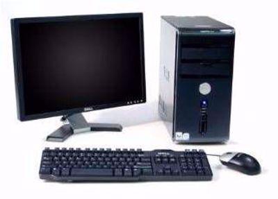 Picture of Assembled Desktop
