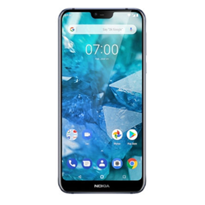 Nokia 7.1 Plus Black Colour