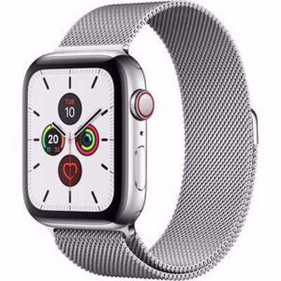 APPLE WATCH S5 GPS+4G SILVER SS 40 MM