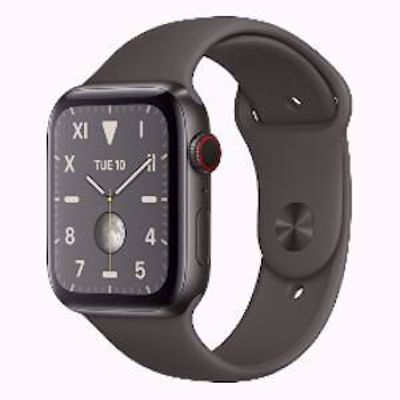 APPLE WATCH S5 GPS+4G TITANIUM 40 MM
