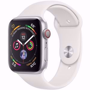APPLE WATCH S4 GPS + CELLULAR SILVER 40MM