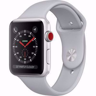 APPLE WATCH S3 GPS + CELLULAR SILVER 42MM