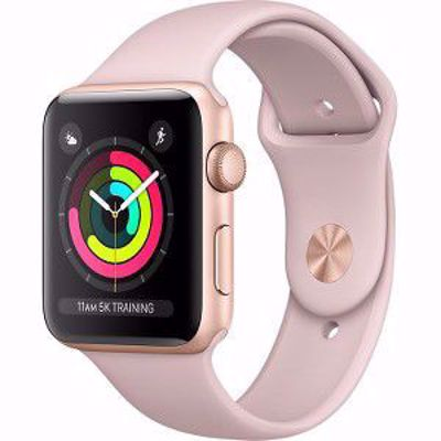 APPLE WATCH S3 GPS GOLD ALUMINIUM 42MM