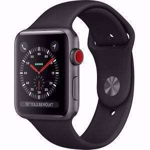 APPLE WATCH S3 GPS SPACE GREY ALU 42MM