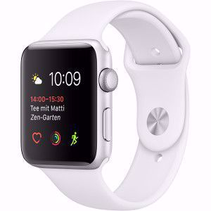 APPLE WATCH S2 SILVER ALUMINIUM 38MM