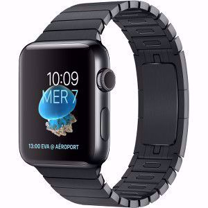 APPLE WATCH S2 SPACE BLACK STAINLESS 38MM