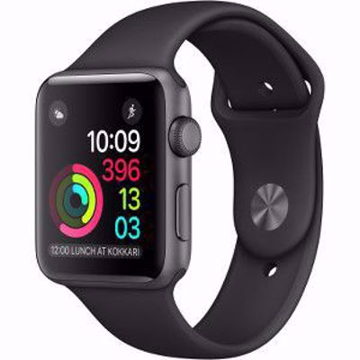 APPLE WATCH S2 SPACE GRAY ALUMINIUM 38MM