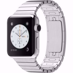 APPLE WATCH SERIES S1 SILVER STAINLESS STEEL 42MM
