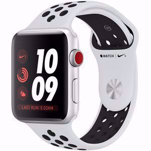 APPLE WATCH NIKE+ S3 GPS SILVER ALU 38MM