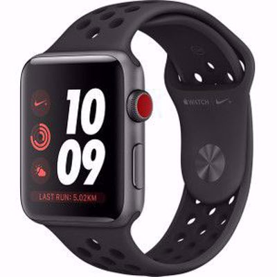 APPLE WATCH NIKE+ S3 GPS SPACE GREY A 38MM