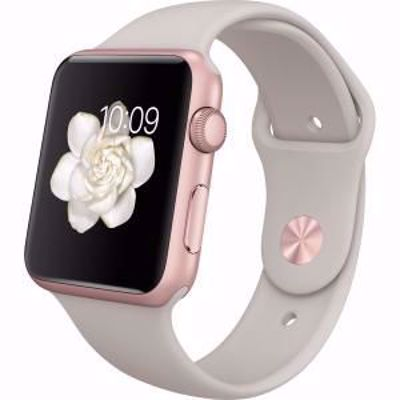 APPLE WATCH SPORT ROSE GOLD ALUMINIUM 38MM