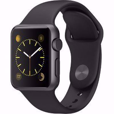 APPLE WATCH SPORT SPACE GREY ALU 42MM