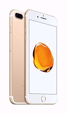 iPhone 7 Plus Gold.