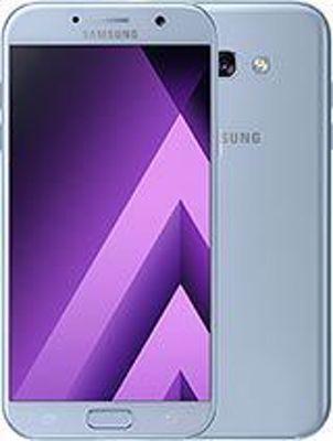 Samsung Galaxy A7_ Blue Mist