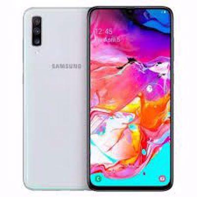 Samsung Galaxy A70s_Prism Crush White