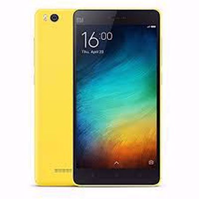 Xiaomi Mi 4i _Yellow