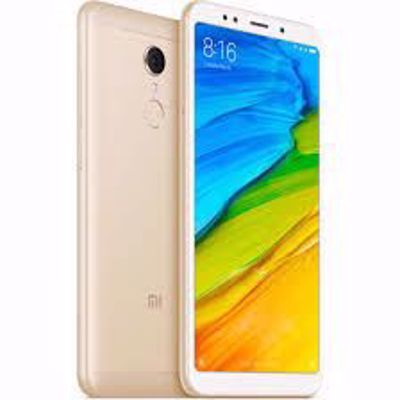 Xiaomi Redmi 5_Rose Gold