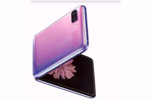 SAMSUNG-GALAXY-Z-FLIP -Purple