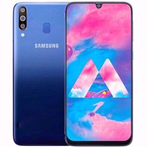 Samsung Galaxy M30 blue colour