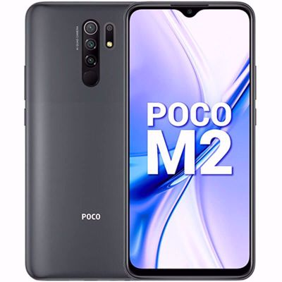 POCO M2 (6 GB/64 GB) Black Colour
