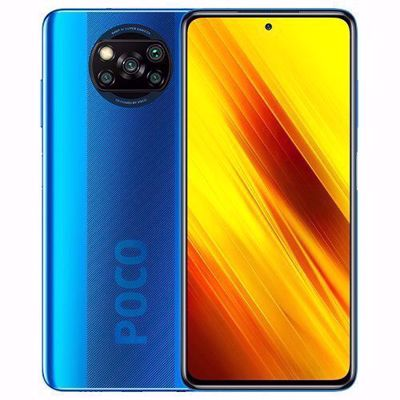 Xiaomi POCO X3 (6 GB/64 GB) Blue Colour