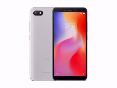 Xiaomi Redmi 6A (2 GB/16 GB) White Colour