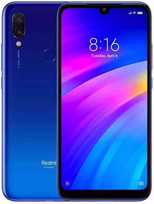 Xiaomi Redmi 7 Blue Colour