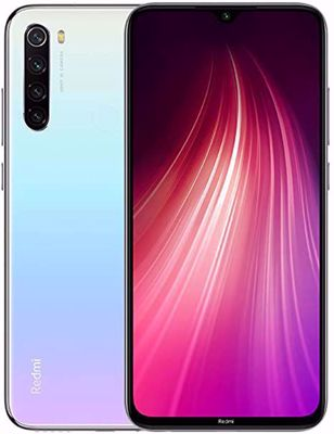 Xiaomi Redmi Note 8 (6 GB/128 GB) White Colour
