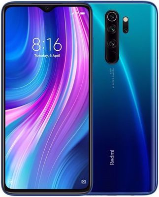 Xiaomi Redmi Note 8 Pro (8 GB/128 GB) Blue Colour