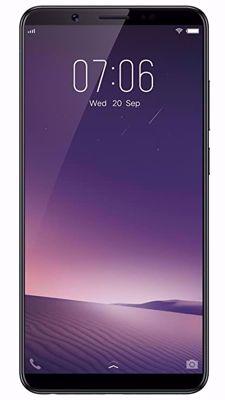 Vivo V7 Plus (4 GB/64 GB) Black Colour