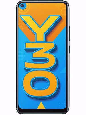 Vivo Y30 (4 GB/128 GB) Blue Colour
