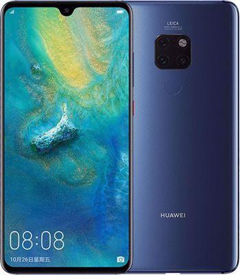 Huawei Mate 20 (4 GB/128 GB) Blue Colour
