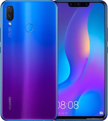 Huawei Nova 3i (4 GB/128 GB) Blue Colour