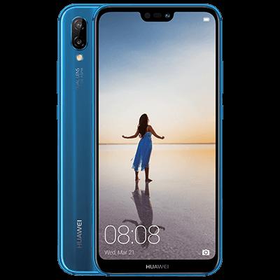 Huawei P20 Lite (4 GB/64 GB) Blue Colour