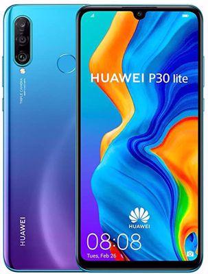 Huawei P30 Lite (4 GB/128 GB) Blue Colour