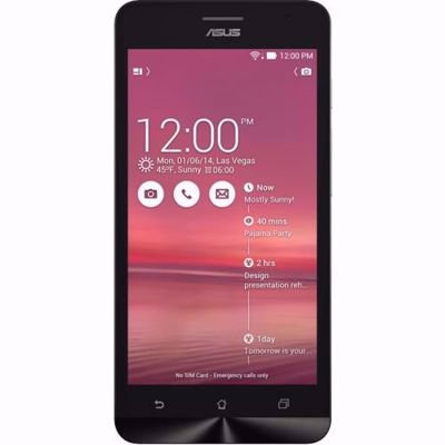 Asus Zenfone 6 A601CG(16GB) Red Colour