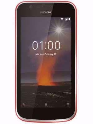 Nokia 1 (1 GB/8 GB) Red Colour