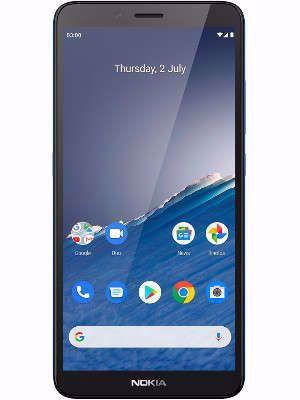 Nokia C3 (2 GB/16 GB) Blue Colour