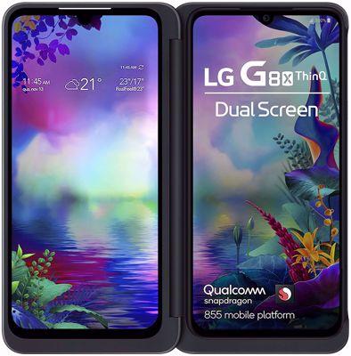 LG G8x (6GB 128GB) Black Colour