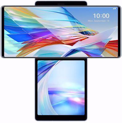 LG Wing (8 GB/128 GB) White Colour
