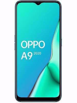 OPPO A9 2020 (4 GB/128 GB) Blue Colour