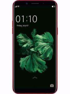 Oppo F5 (4 GB/32 GB) Black Colour