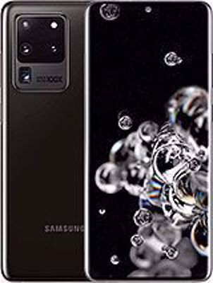Samsung Galaxy S20 Ultra 5G Cosmic Black